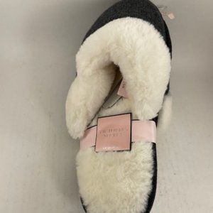 Victoria's Secret Women's Fur Knit House Slipper